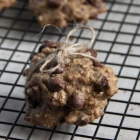Wholegrain Chocolate Chip Oatmeal Cookies