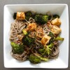 Broccoli & Tofu Teriyaki Bowl