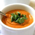Thai Spiced Carrot Soup