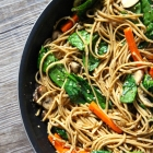 Black Pepper & Sesame Stir Fried Noodles