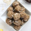 Lemon Chia Energy Bites