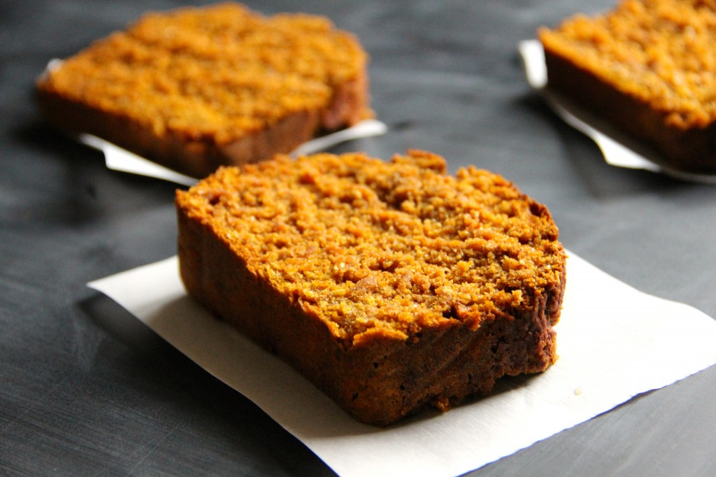 Wholewheat Pumpkin Coffee Bread