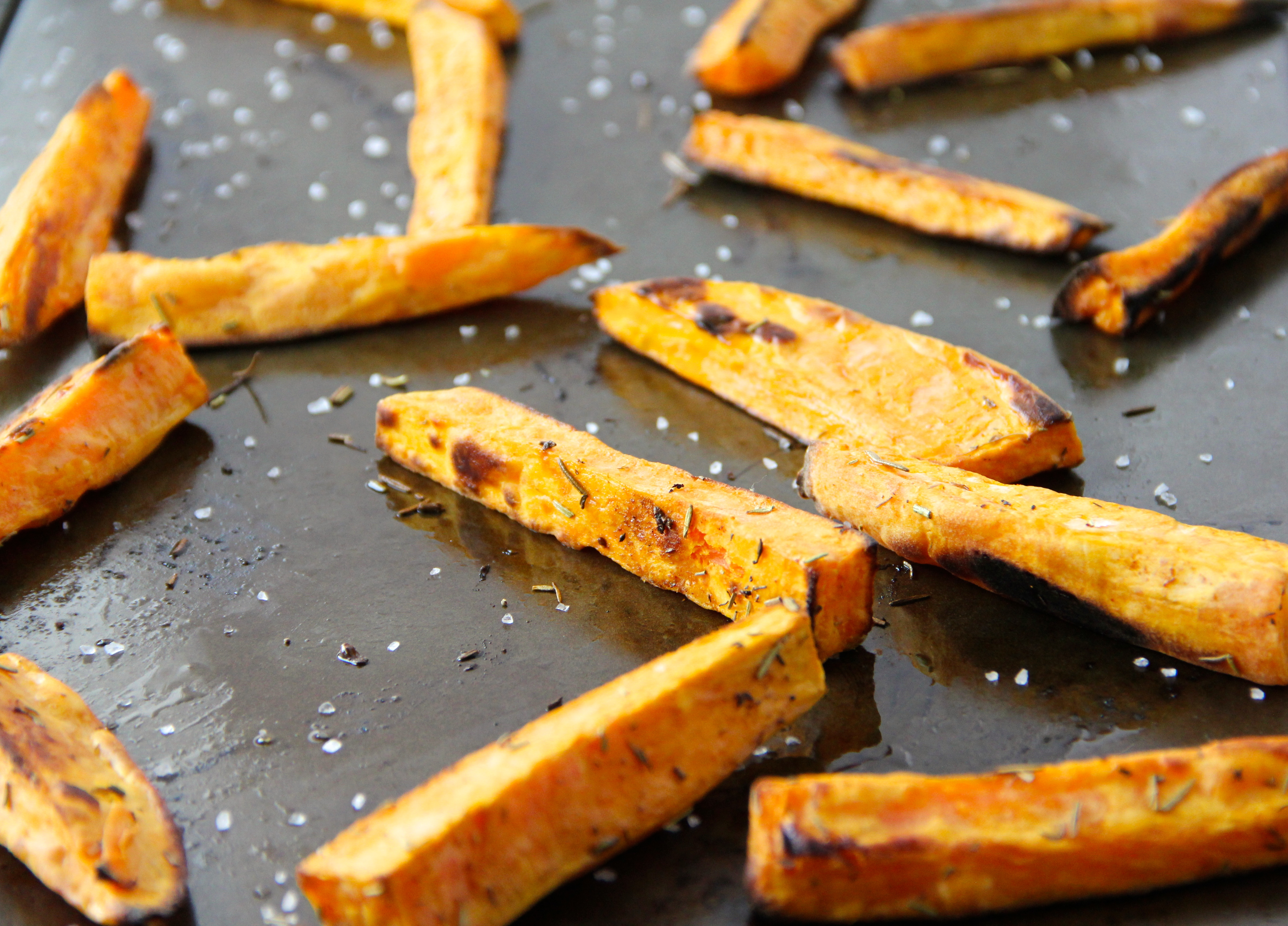 Sweet potato wedges with rosemary sea salt sweet potato wedges with rosemary sea salt emmas little kitchen ccuart Image collections
