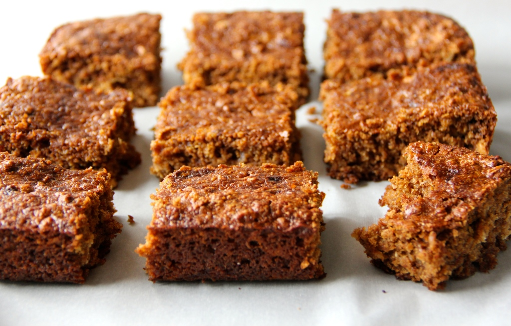 Whole Grain Parkin- Emma's Little Kitchen