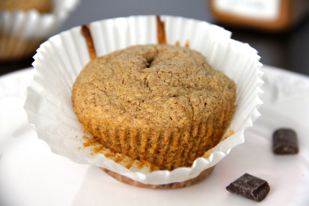 Chocolate Cinnamon Muffin