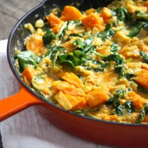 Sweet Potato Pineapple Curry- Emma's Little Kitchen