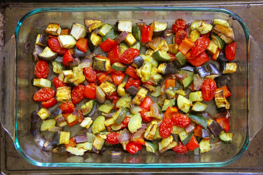 Curried Ratatouille- Emma's Little Kitchen